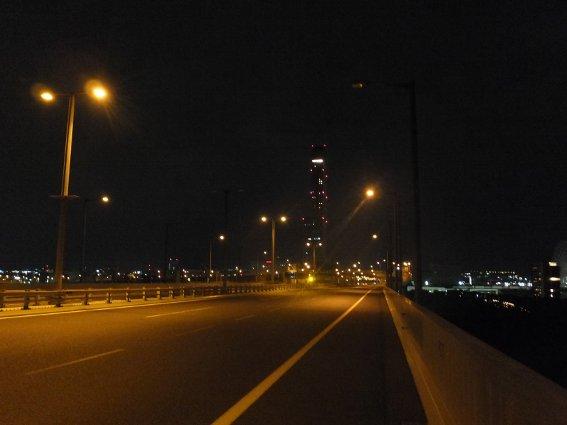 Bridge to Kansai airport