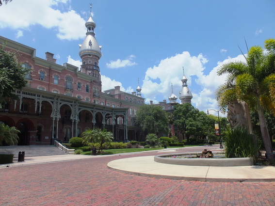 The Henry B. Plant Museum in Tampa