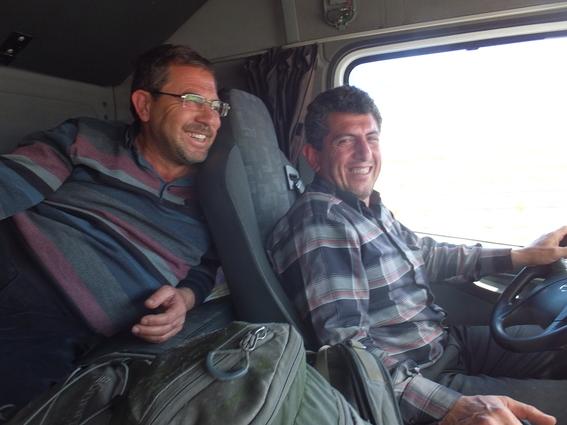 Off ramp to Bor to off ramp near Dokuztekne (227km/141mi)
