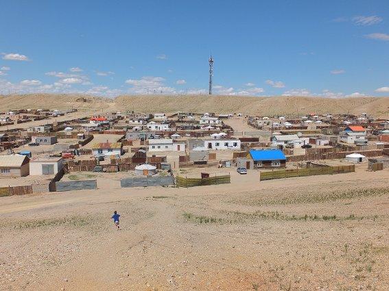Sainshand, Mongolia