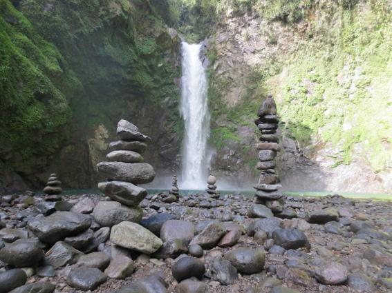 Waterfall outside Batad
